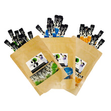 Load image into Gallery viewer, Premium Organic Instant Green Tea Bundle - 150 sachets (3x 50 Pack) - Tea In 3 Seconds™