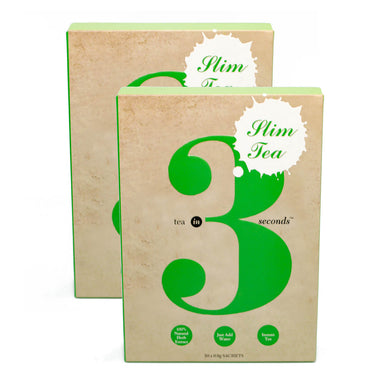 Tea in 3 Seconds™ Premium Morning Cleansing Slim Tea -60 Days Pack Bundle - Tea In 3 Seconds™