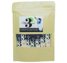 Load image into Gallery viewer, Jasmine Organic Instant Green Tea-Bulk Sachets - Tea In 3 Seconds™