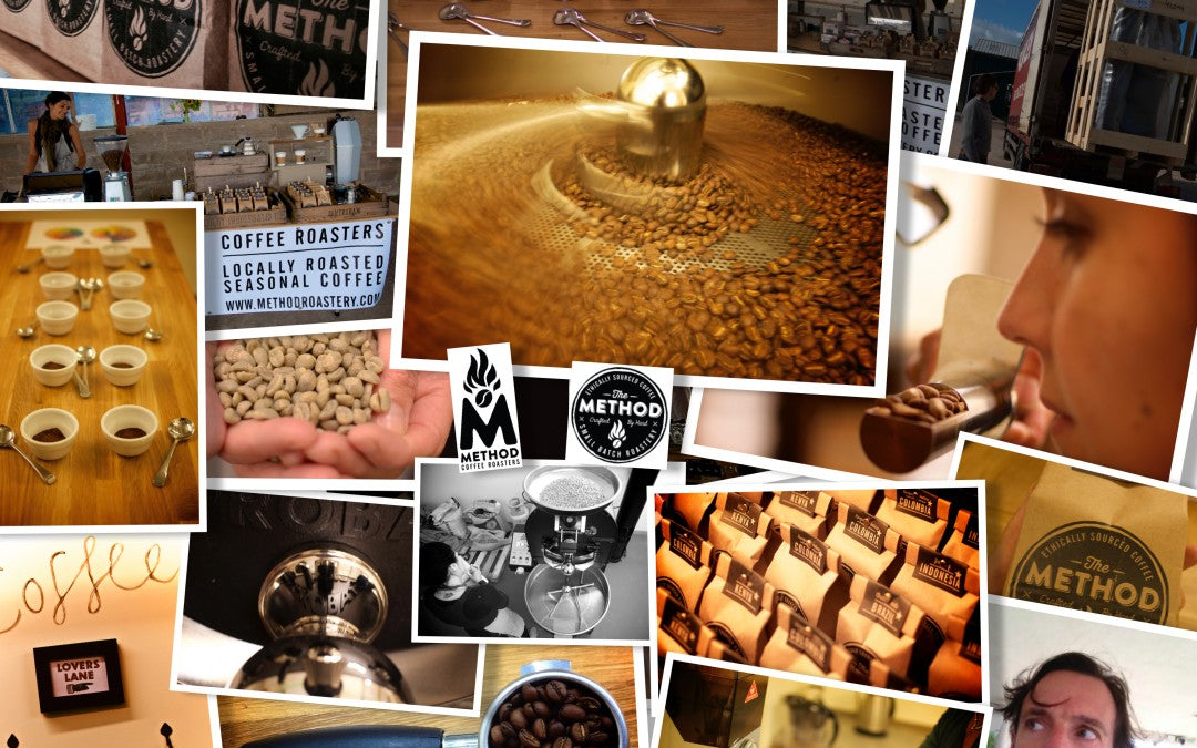 Join Method Roastery for a coffee adventure