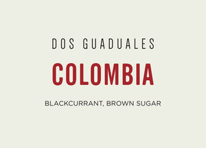 Colombia - Dos Guadales