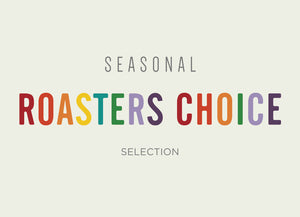 Roasters Choice - 12 months subscription