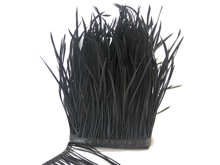 Goose Biots Feather Trimmings (Sold By Meter) - Goose Feathers - Ostrich.co.za