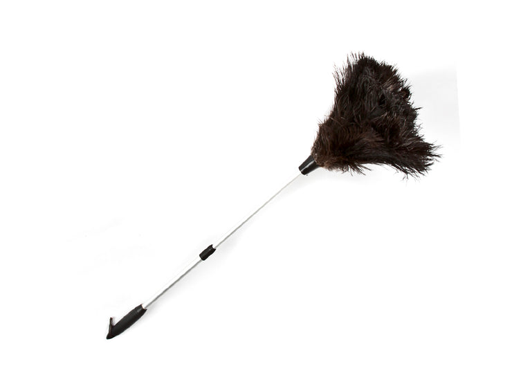 Ostrich Feather Duster Aluminium (Extendable) - Ostrich Feather Dusters - Ostrich.co.za