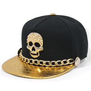 Hip-Hop Chain Cap