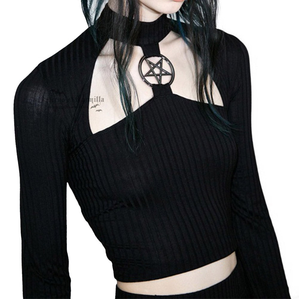 GothGoth Top