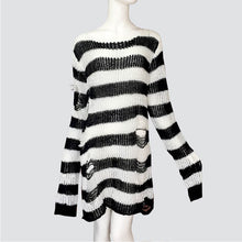 Krueger Sweater White
