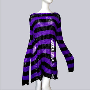 Krueger Sweater Purple