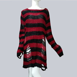Krueger Sweater Red