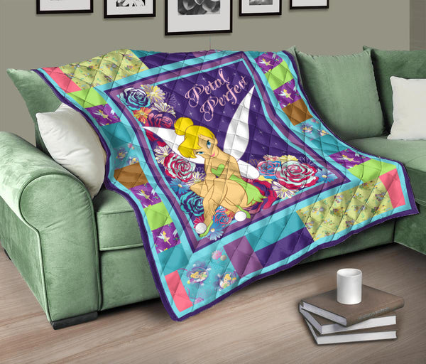 Awesome Tinker Bell Petal Quilt Unemploymentrelief Wooden Chair Designs For Living Room Unemploymentrelieforg