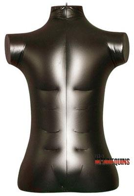 Male Inflatable XL Torso - Las Vegas Mannequins