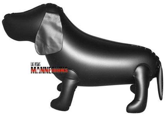 Small Dog Inflatable Mannequin - Las Vegas Mannequins