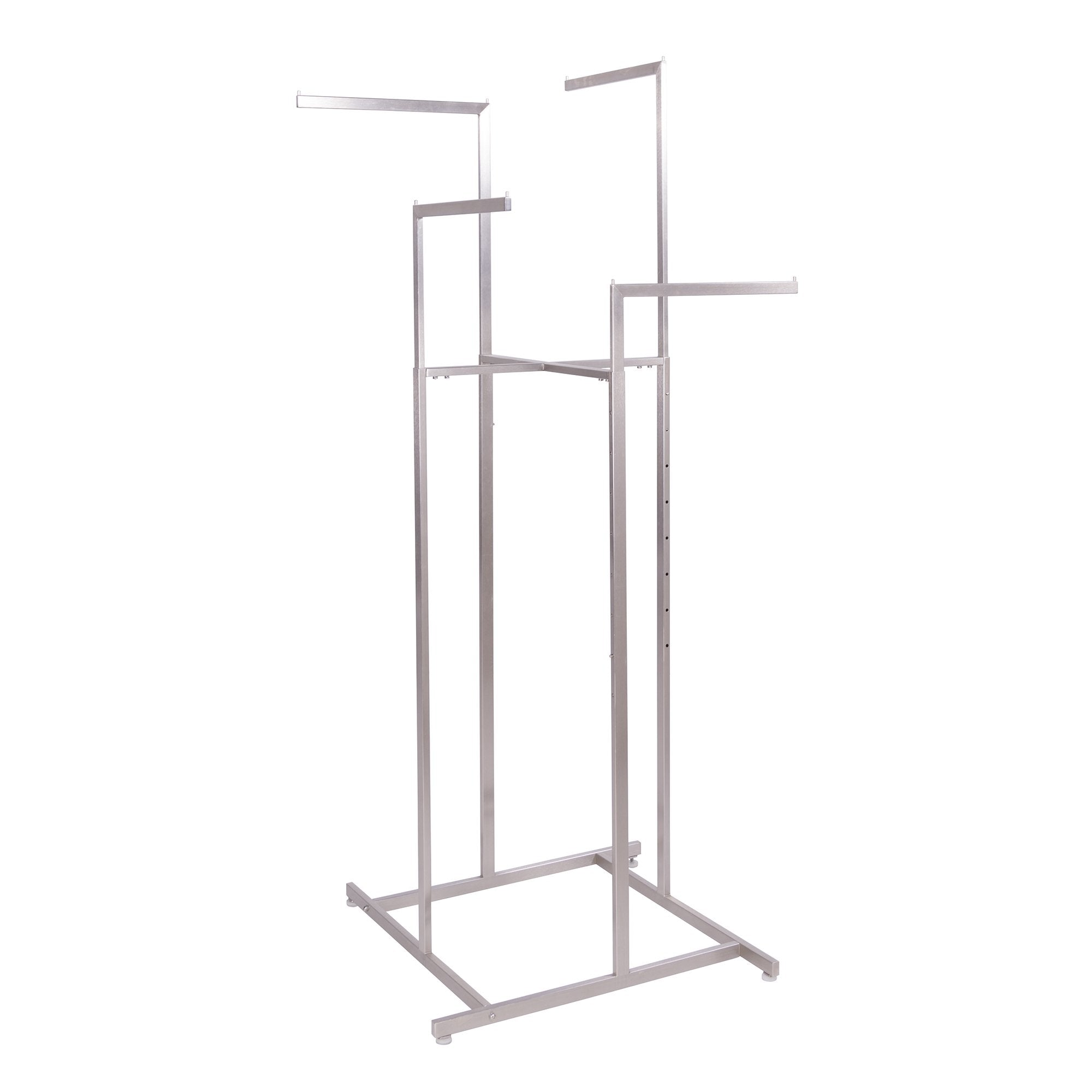 Rental 4-Way Rack with Straight Arms