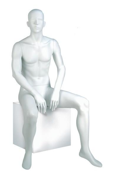 Male Abstract Mannequin - Las Vegas Mannequins