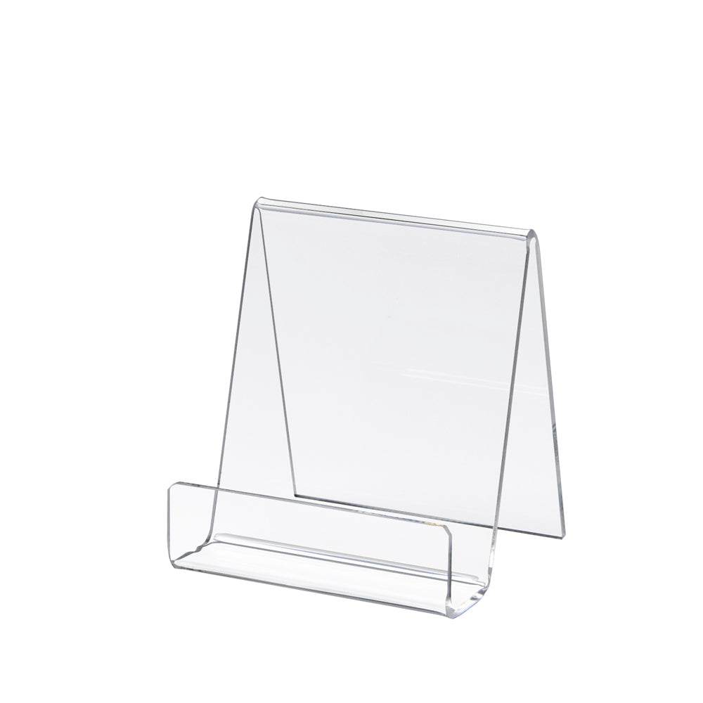 Small Acrylic Literature Holder Easel - Las Vegas Mannequins