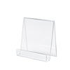 Medium Acrylic Literature Holder Easel - Las Vegas Mannequins