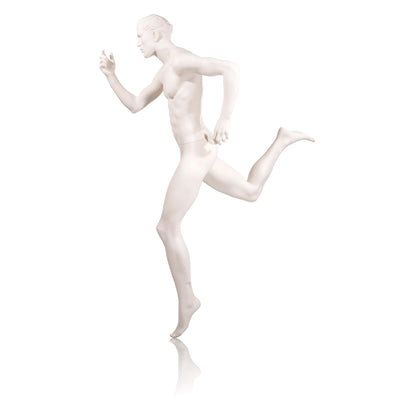 Male Sprinter w/ Right Leg Back - Las Vegas Mannequins
