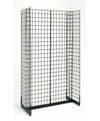4 Sided Gondola Display - Grid Wall - Las Vegas Mannequins
