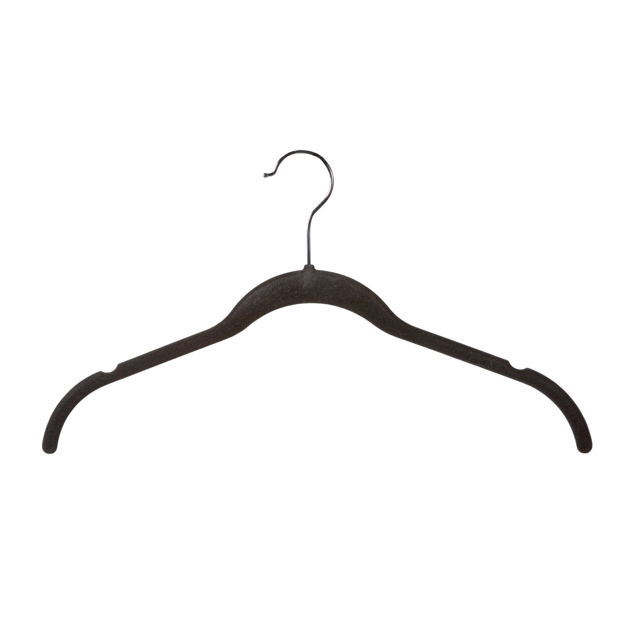 Shirt and Blouse Hanger with Notches