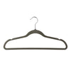 Suit Hanger with Notches & Cross Bar - Las Vegas Mannequins