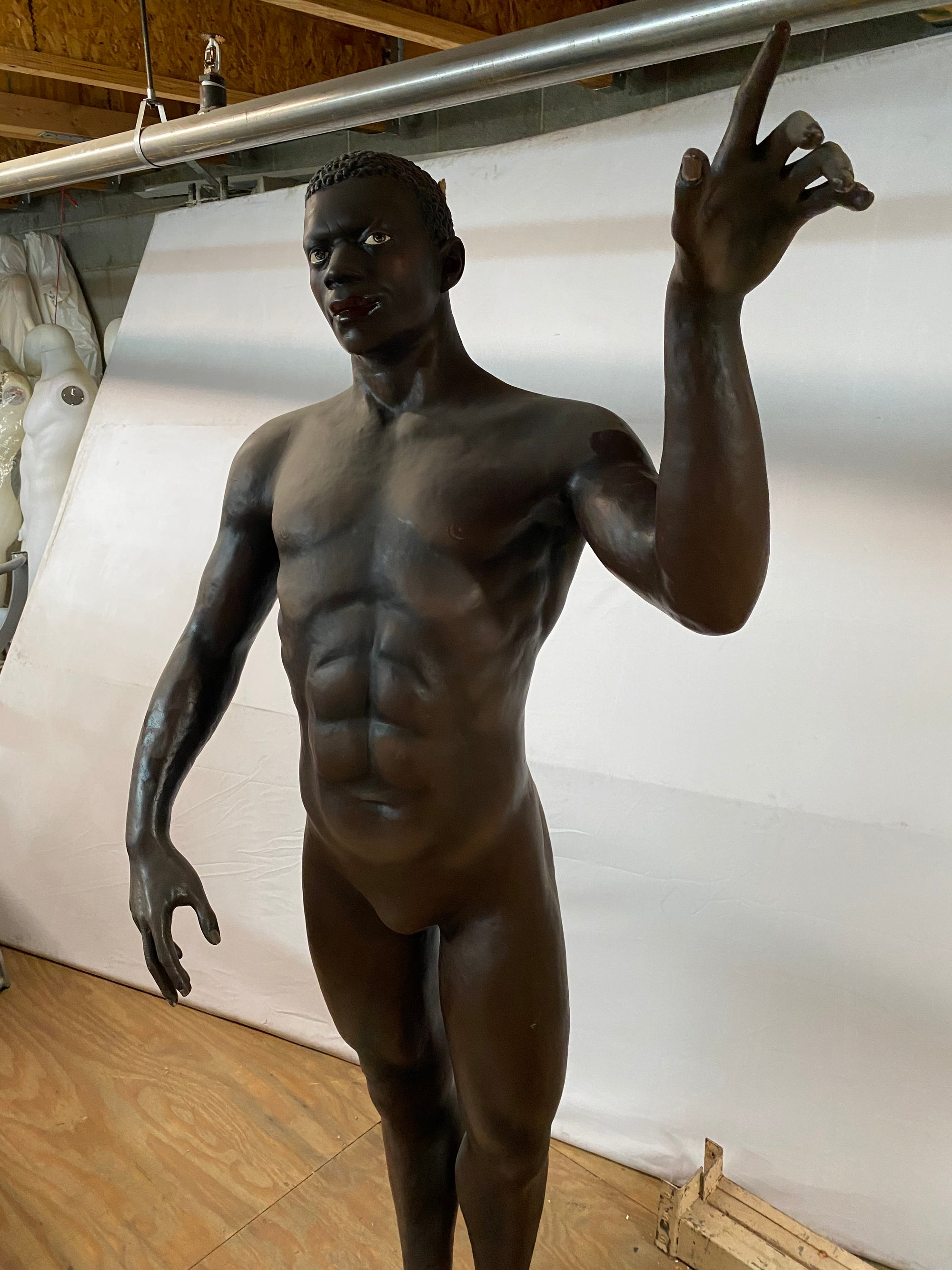 Male Sculpture - Las Vegas Mannequins