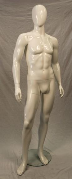 Rental Male Abstract Mannequin - Las Vegas Mannequins