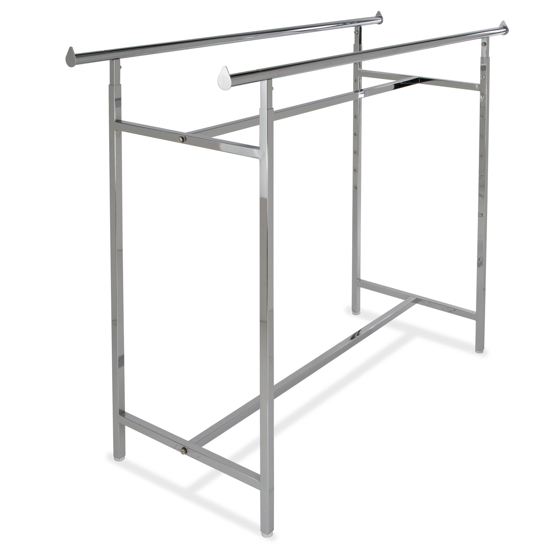 Adjustable Double Bar Rack - Las Vegas Mannequins