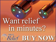Want relief in minutes? Buy Now!