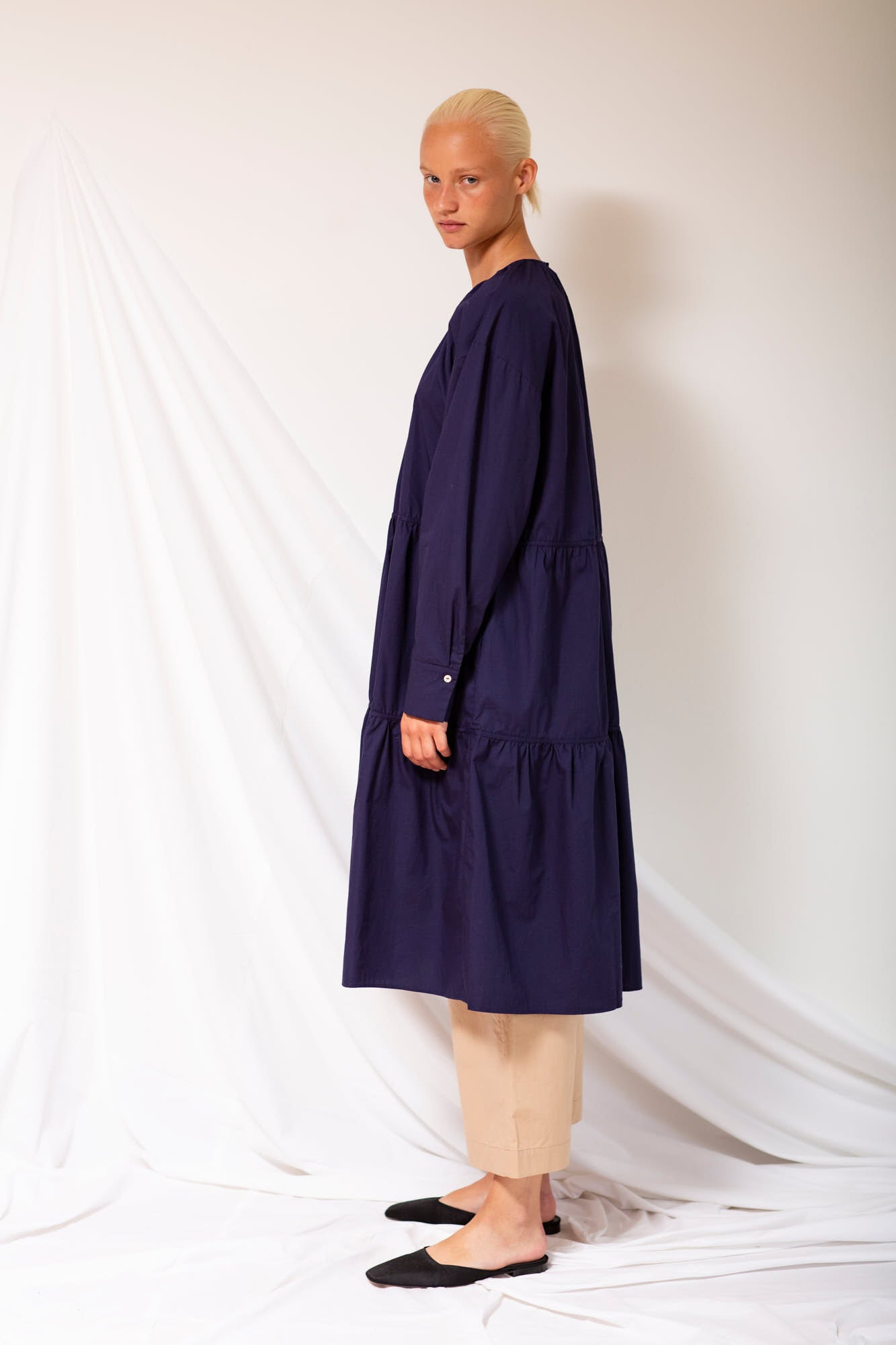 Astrid Long Sleeve Dress