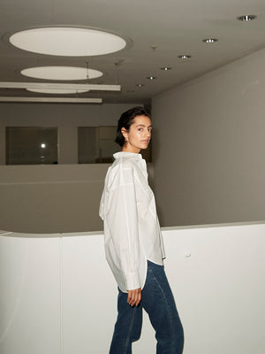 Dagmar White Shirt