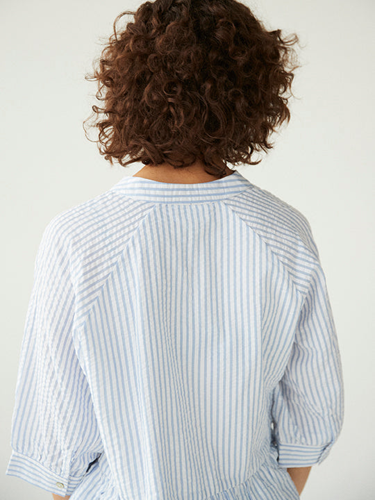 Ester Stripe Blouse
