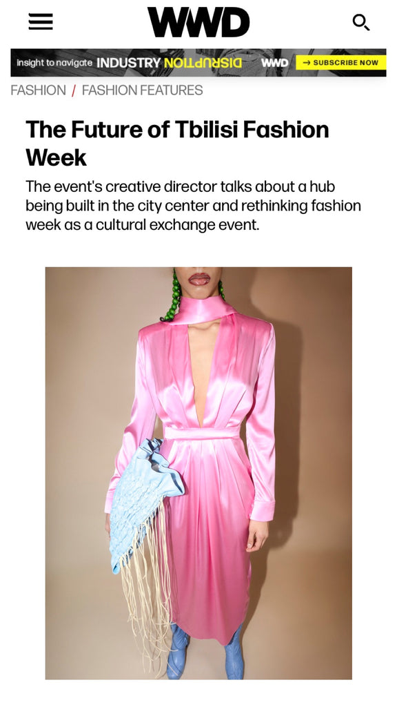 The Future of Tbilisi Fashion Week