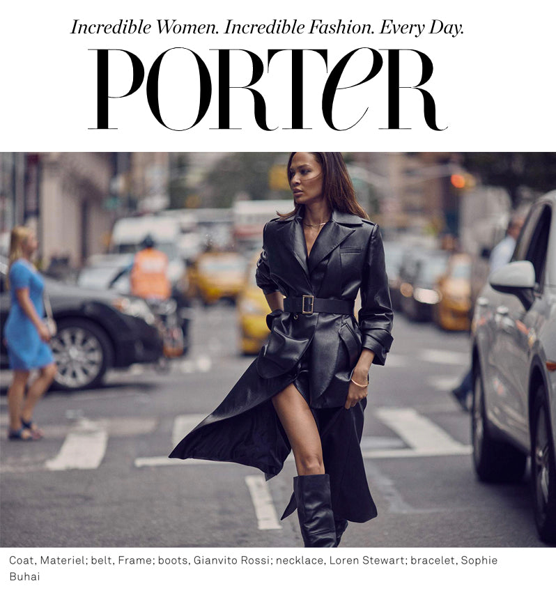 GOING STRONG With Joan Smalls