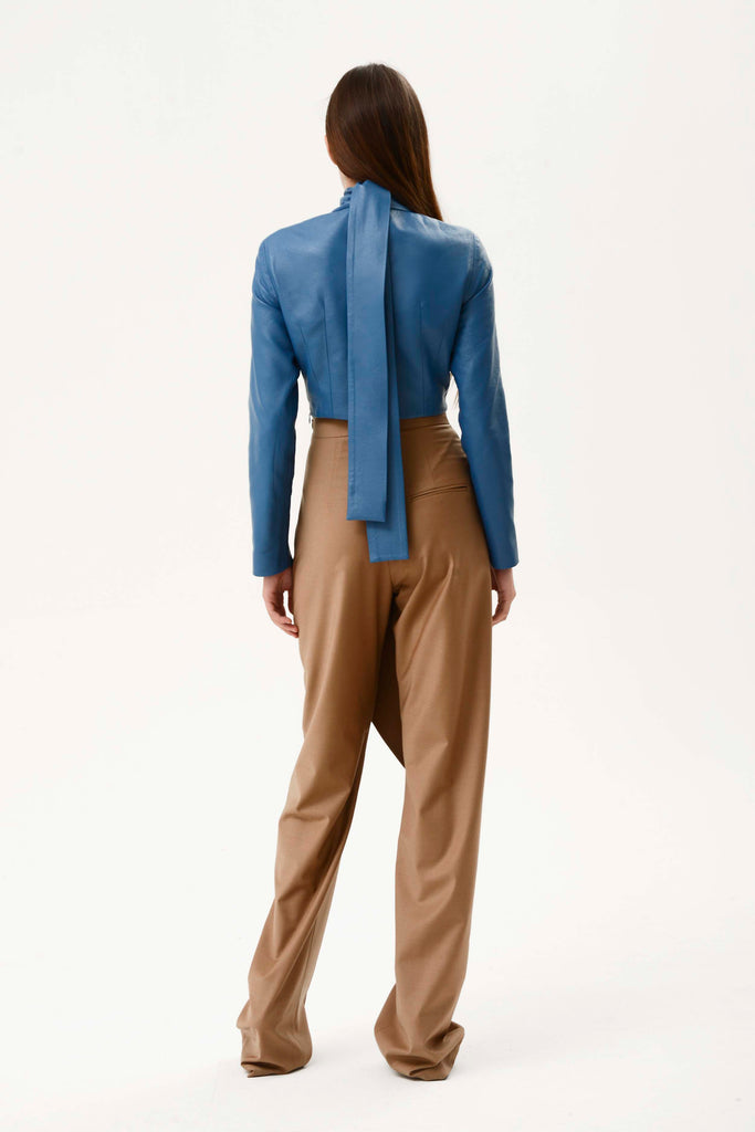 ASYMMETRICAL LAYER PANTS - Materiel