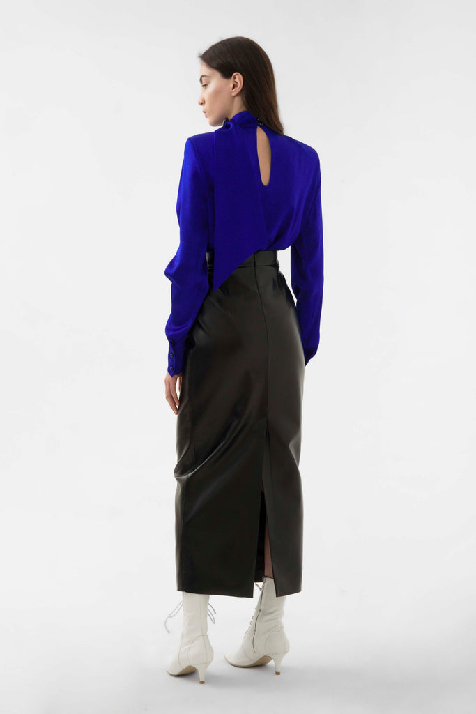 Faux leather skirt - Materiel