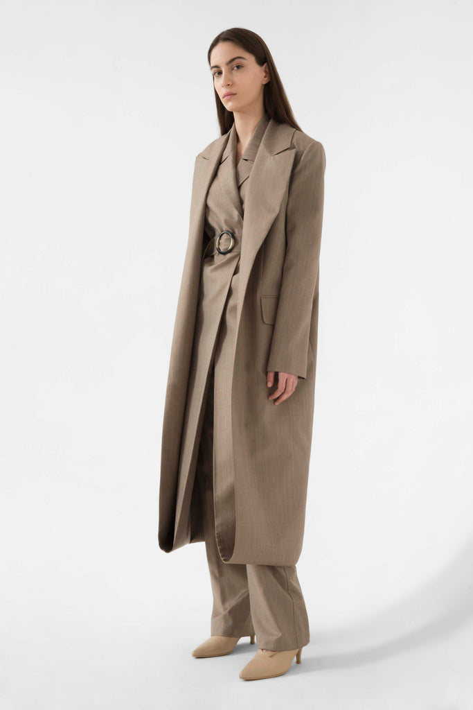 Double layer coat - Materiel