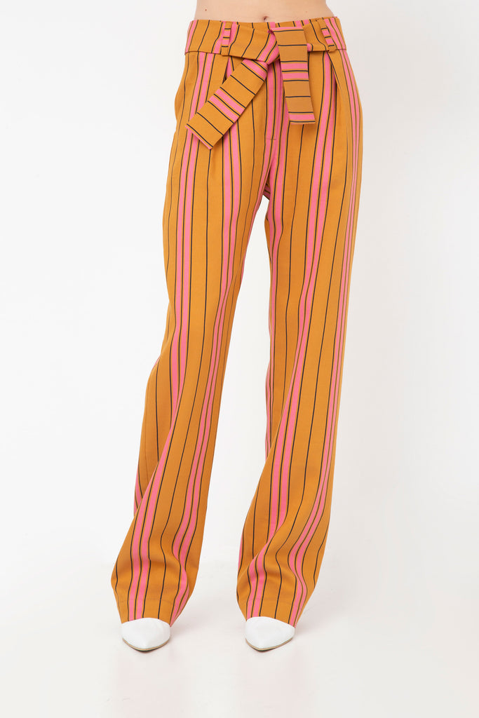 Striped pants - Materiel