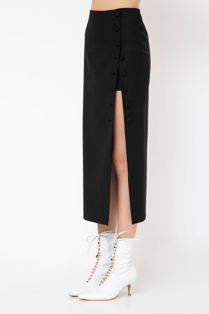 Side slip skirt - Materiel