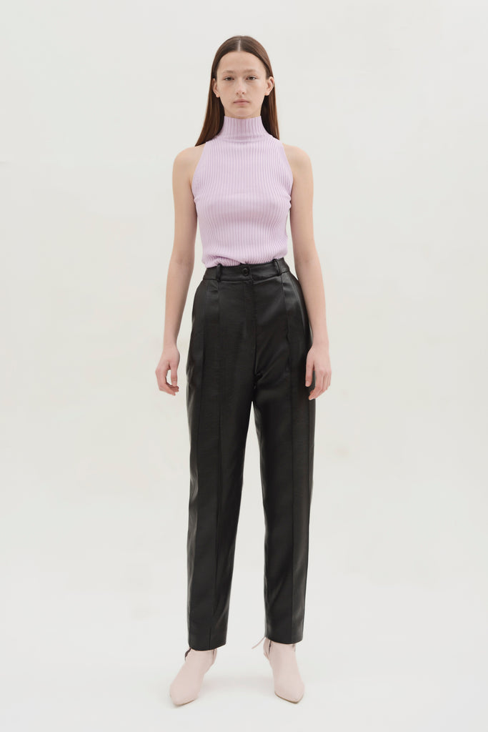 High waist pants - Materiel