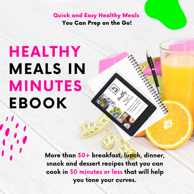 eBook: Healthy Meals in Minutes Cookbook (Download)