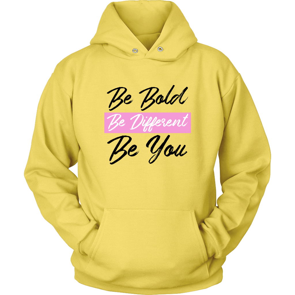 BE YOU! PERIODT (HOODIE - PINK)