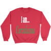 I am ... Curvalicious - Sweater