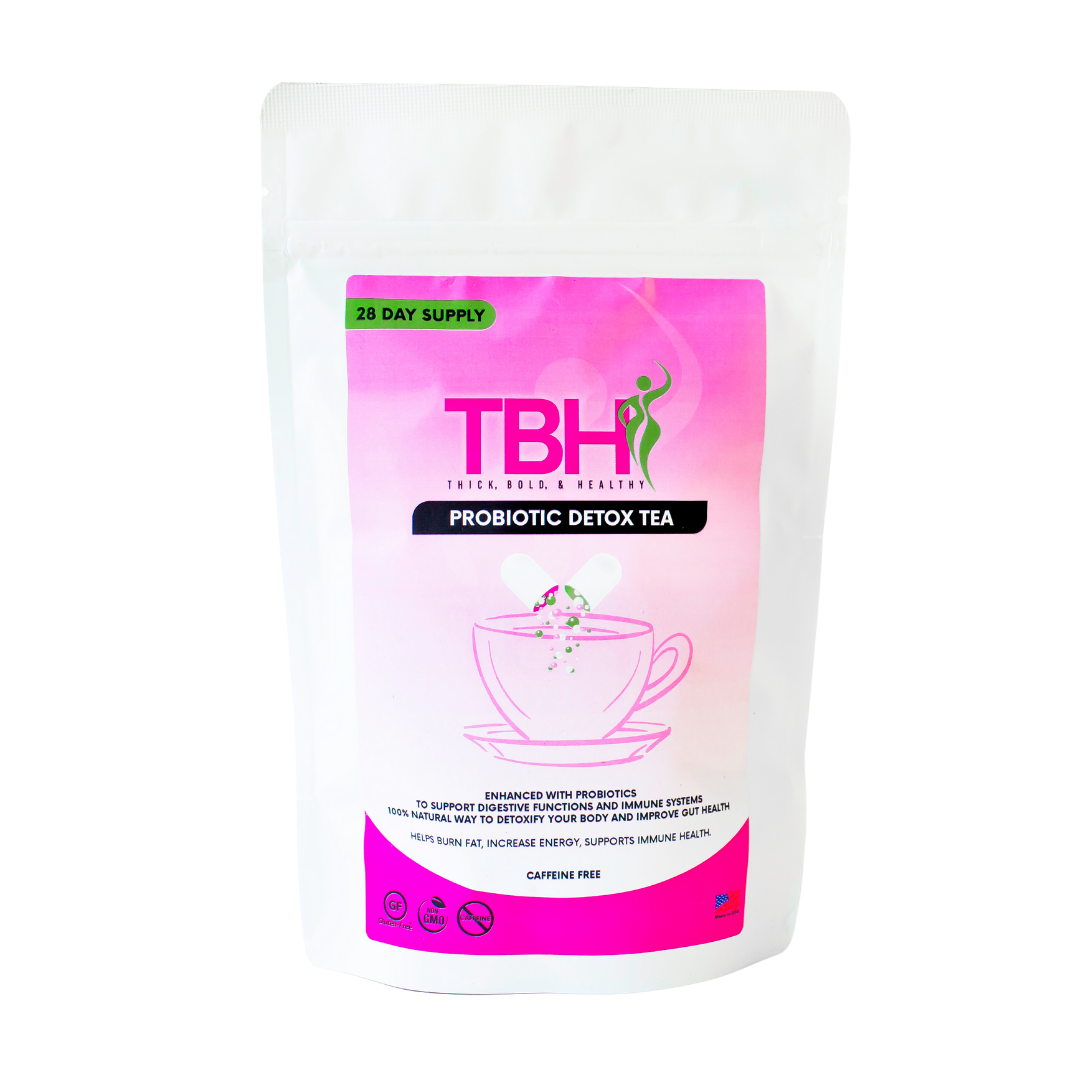 Probiotic Detox Tea - 28 Day Supply
