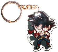 Load image into Gallery viewer, Bardock KeyCharm