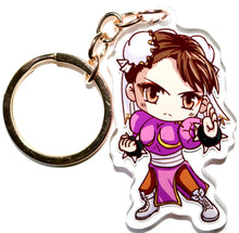 Load image into Gallery viewer, Chun-Li KeyCharm