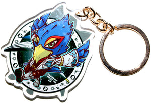 Fox & Falco KeyCharm