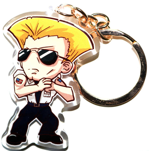 Guile KeyCharm