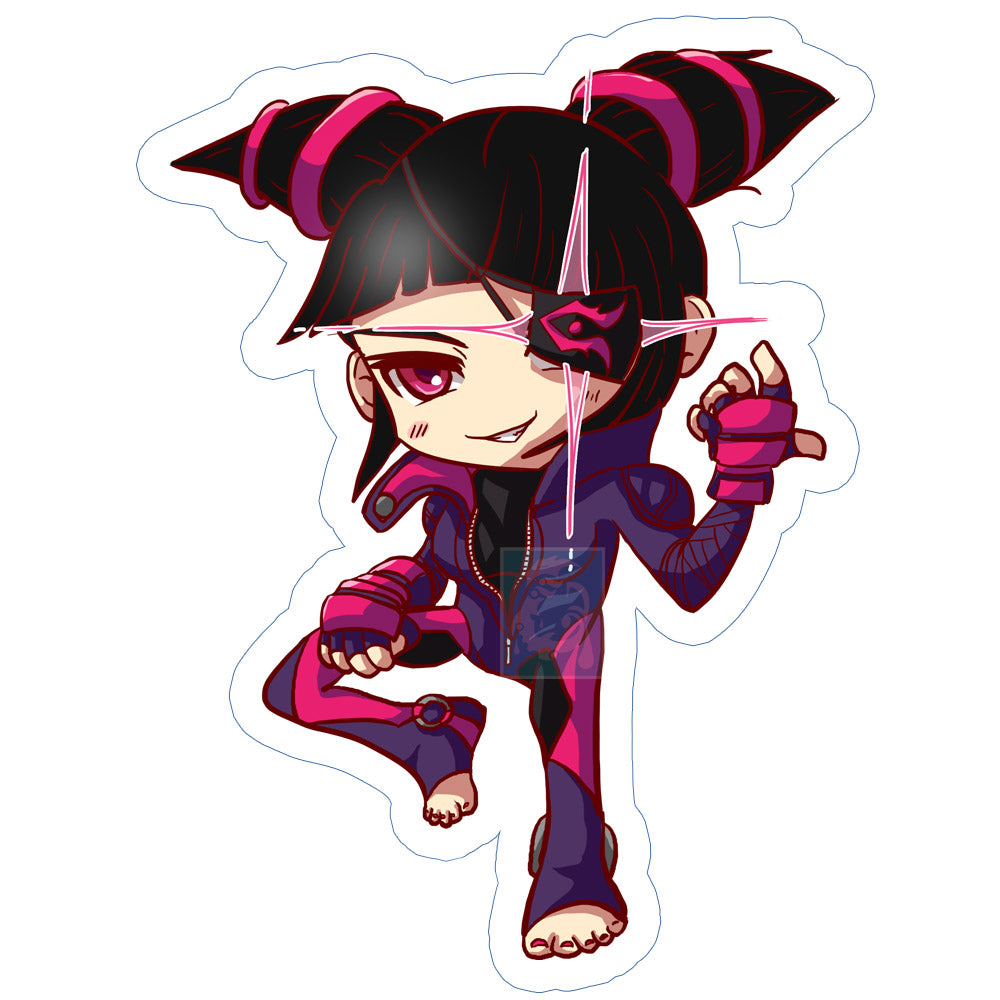 Juri Sticker