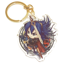 Load image into Gallery viewer, Lucina & Male Corrin KeyCharm