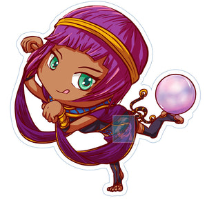 Menat Sticker